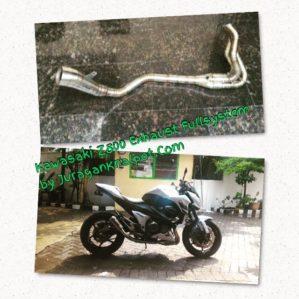 Fullsystem dan Slip On Knalpot Kawasaki Z800